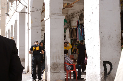 FBI as a teen fashion in Libya