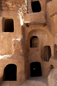 Nalut Castle, Libya