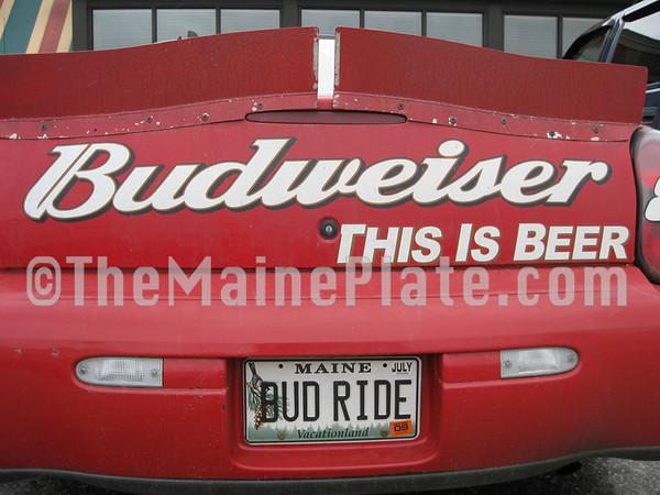 BUD RIDE(AUTO)