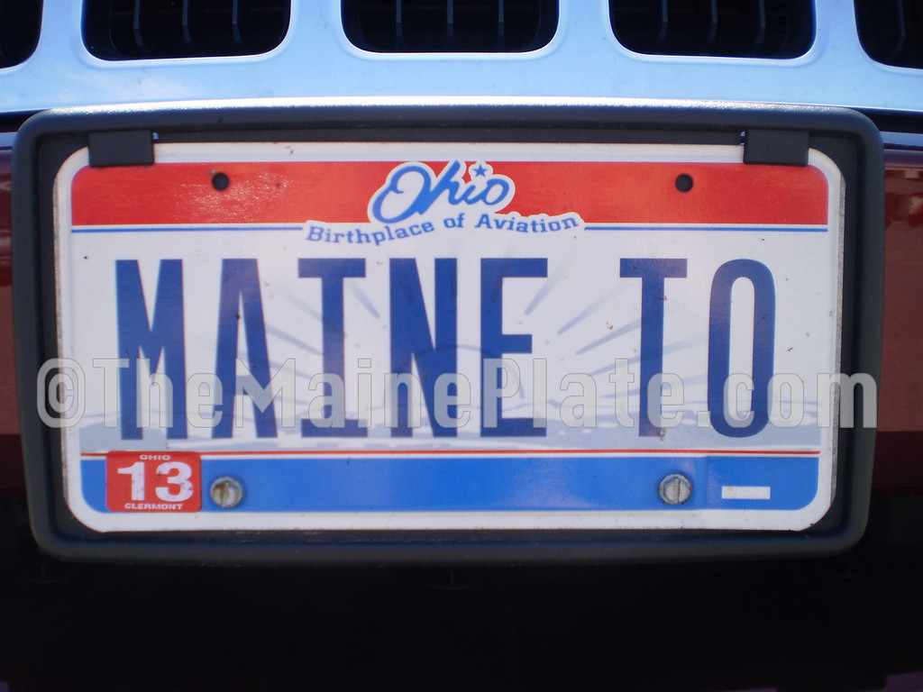 Copy of MAINE TO