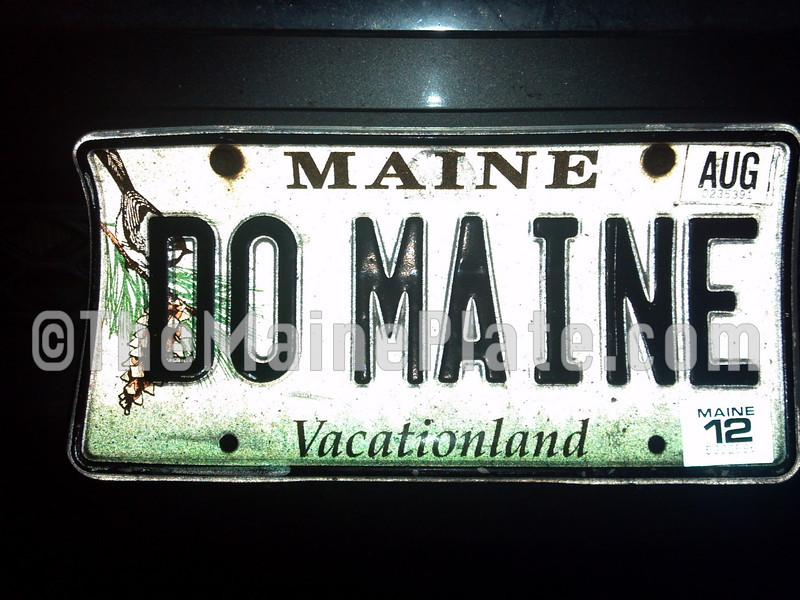 DO MAINE