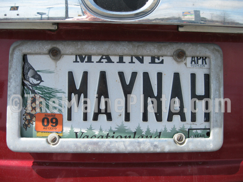 MAYNAH