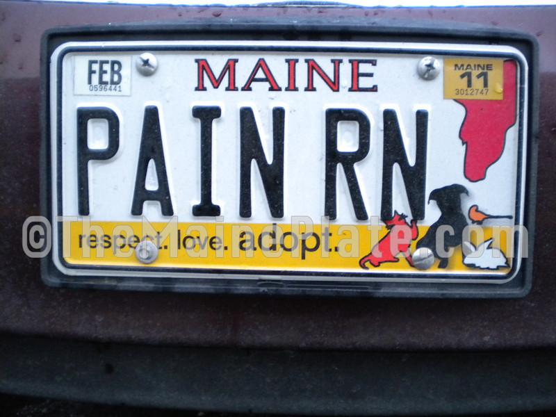 PAIN RN
