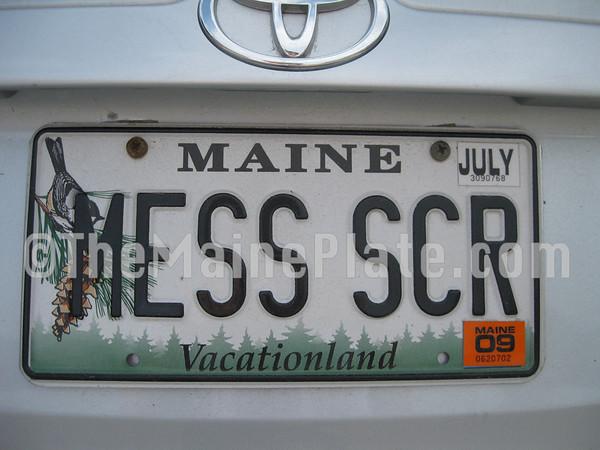 MESS SCR