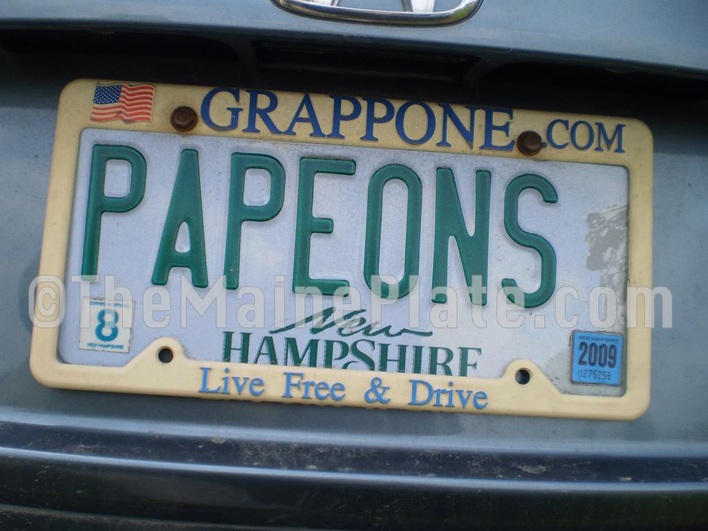PAPEONS
