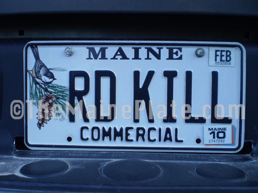 RD KILL
