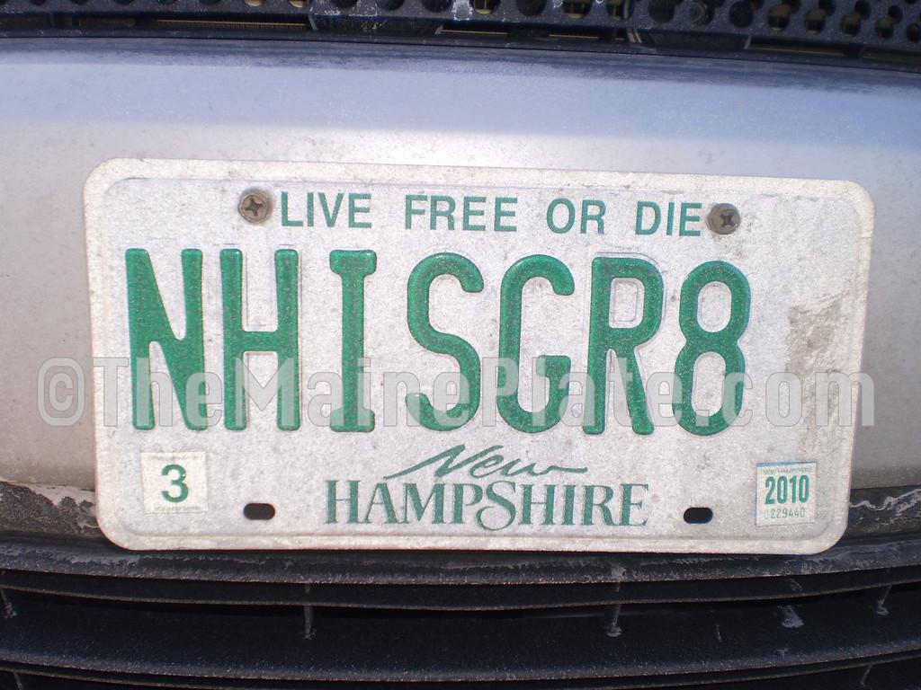 NHISGR8