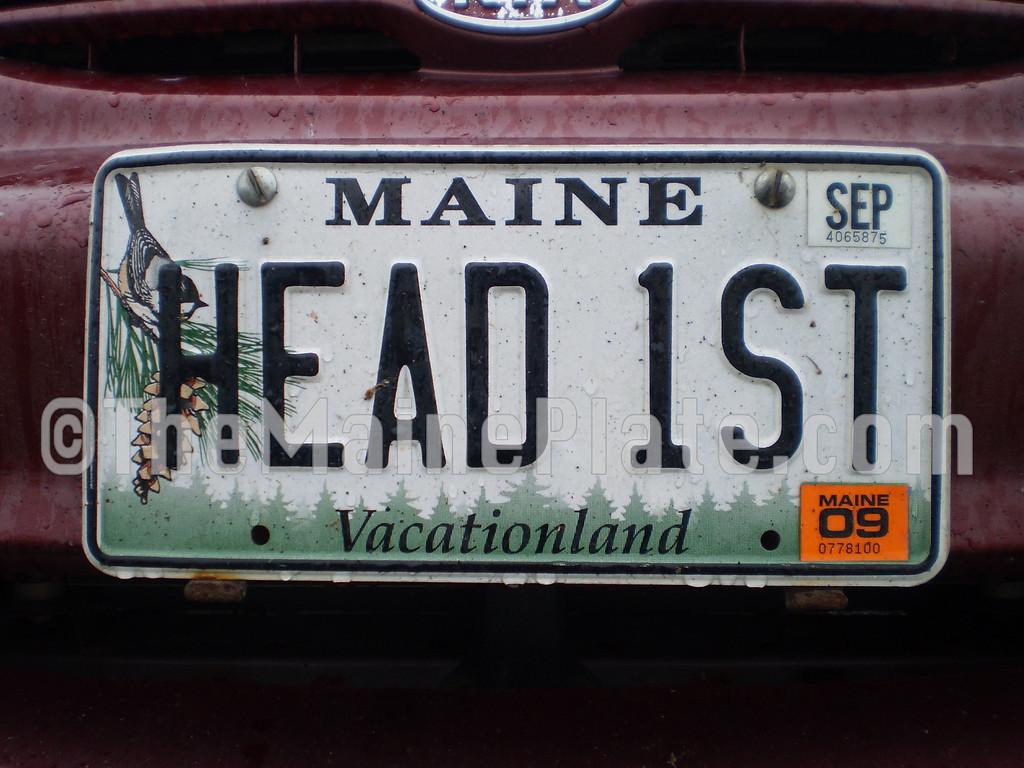 HEAD 1ST