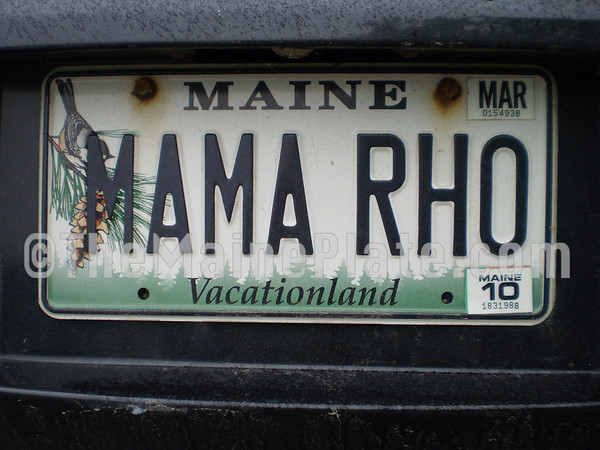 MAMA RHO
