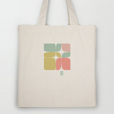 LILLIAM BLOOM Tote Bag