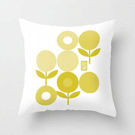 MIMOSA FLORAL Pillow