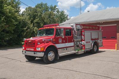 Hartford Volunteer Fire Dept Res961Cue Former Hartford Volunteer Fire Dept Res961Cue