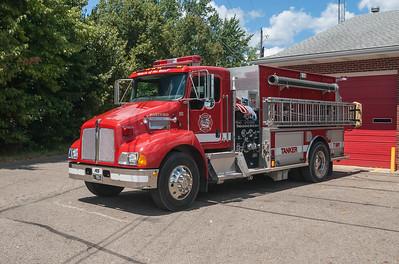 Hartford Volunteer Fire Dept T-961