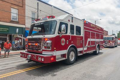 Monroe Twp Fire Dept ER-501