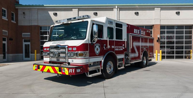 Newark Fire Dept ER-1