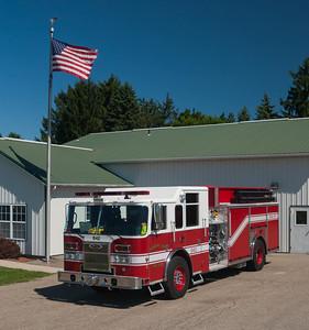Newark Twp Fire Department E-542