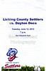 Tuesday, June 12, 2012 - Dayton Docs at Licking County Settlers