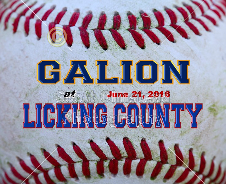 Galion Graders at Licking County Settlers - Tuesday, June 21, 2016