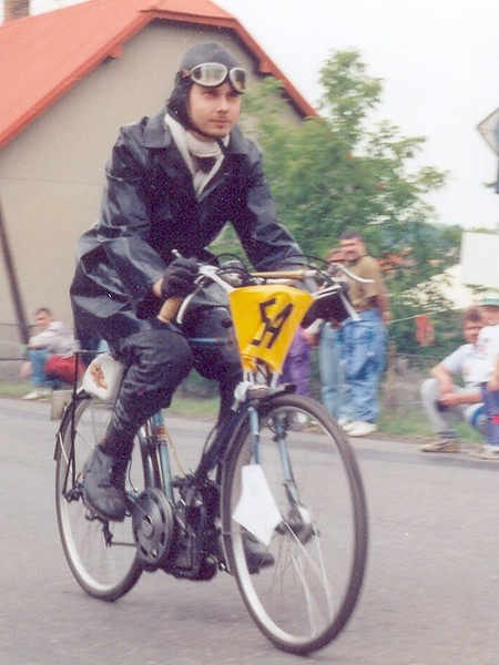 1996: Knovíz - Olšany