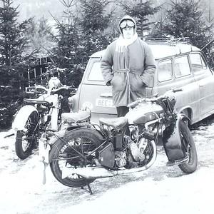 1999: Motocyklový štědrodenní výlet