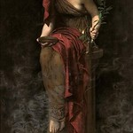 The Priestess of Delphi John Collier 1891