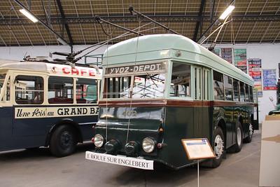 Musée des Transport en commun du Pays de Liège 402 Vennes_Fétinne Depot 2 Apr 13