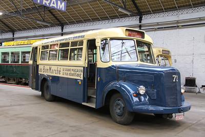 Musée des Transport en commun du Pays de Liège 72 Vennes_Fétinne Depot 1 Apr 13