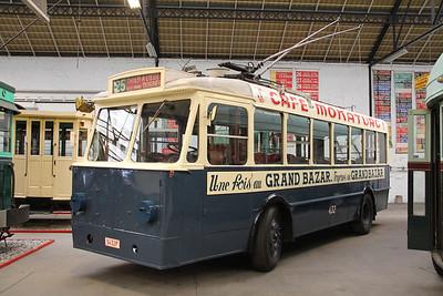 Musée des Transport en commun du Pays de Liège 432 Vennes_Fétinne Depot 1 Apr 13