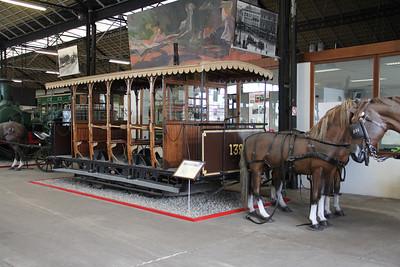 Musée des Transport en commun du Pays de Liège 139 Vennes_Fétinne Depot Apr 13