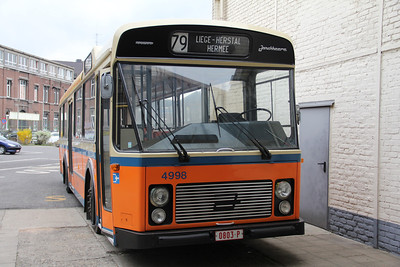 Musée des Transport en commun du Pays de Liège 4996 Vennes_Fétinne Depot 3 Apr 13