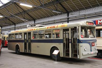 Musée des Transport en commun du Pays de Liège 544 Vennes_Fétinne Depot 1 Apr 13
