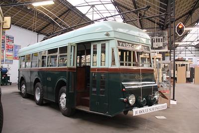 Musée des Transport en commun du Pays de Liège 402 Vennes_Fétinne Depot 1 Apr 13