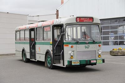 Musée des Transport en commun du Pays de Liège 147 Vennes_Fétinne Depot 1 Apr 13