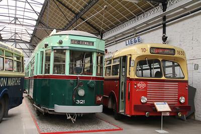 Musée des Transport en commun du Pays de Liège 321_101630 Vennes_Fétinne Depot Apr 13