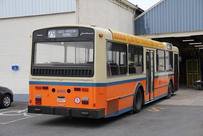 Musée des Transport en commun du Pays de Liège 4996 Vennes_Fétinne Depot 4 Apr 13