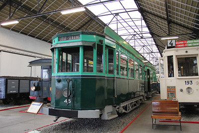Musée des Transport en commun du Pays de Liège 45 Vennes_Fétinne Depot Apr 13