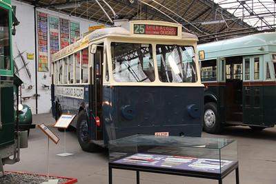 Musée des Transport en commun du Pays de Liège 432 Vennes_Fétinne Depot 2 Apr 13
