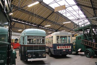 Musée des Transport en commun du Pays de Liège 402_432 Vennes_Fétinne Depot Apr 13