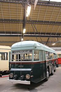 Musée des Transport en commun du Pays de Liège 402 Vennes_Fétinne Depot 3 Apr 13