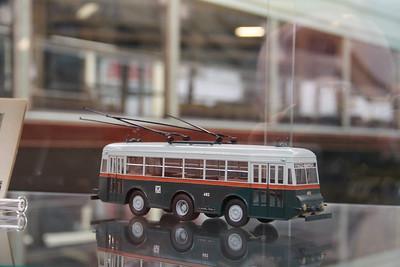 Musée des Transport en commun du Pays de Liège 402 Model Vennes_Fétinne Depot Apr 13