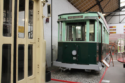 Musée des Transport en commun du Pays de Liège 51 Vennes_Fétinne Depot Apr 13