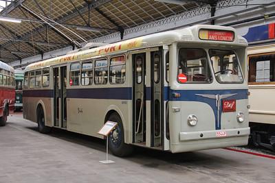 Musée des Transport en commun du Pays de Liège 544 Vennes_Fétinne Depot 2 Apr 13