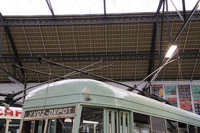 Musée des Transport en commun du Pays de Liège 402 Vennes_Fétinne Depot 4 Apr 13
