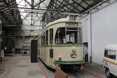Musée des Transport en commun du Pays de Liège 1006 Vennes_Fétinne Depot 1 Apr 13