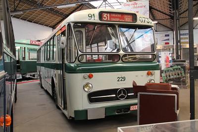Musée des Transport en commun du Pays de Liège 229 Vennes_Fétinne Depot Apr 13