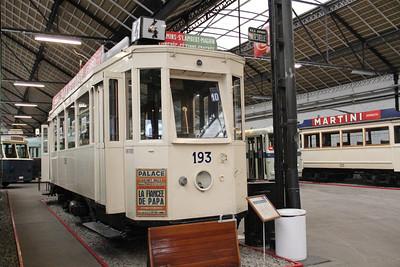 Musée des Transport en commun du Pays de Liège 193 Vennes_Fétinne Depot 1 Apr 13