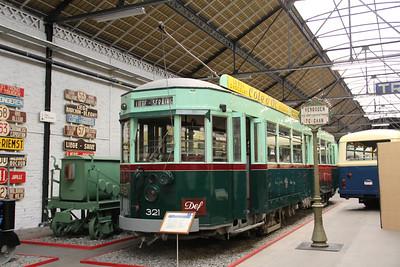 Musée des Transport en commun du Pays de Liège 321 Vennes_Fétinne Depot 1 Apr 13