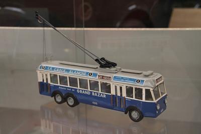 Musée des Transport en commun du Pays de Liège 499 Model Vennes_Fétinne Depot Apr 13
