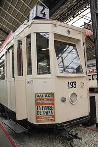 Musée des Transport en commun du Pays de Liège 193 Vennes_Fétinne Depot 2 Apr 13