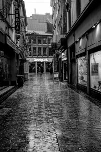Shopping @Liège